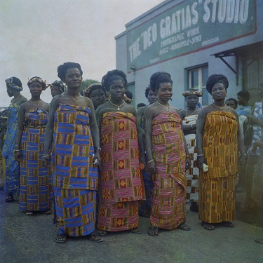Nubuke Foundation reopening with photographic exhibition- 'James Barnor: A Retrospective' (till May 10)