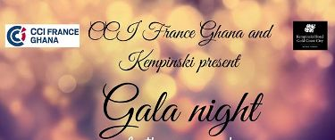 French Chamber of Commerce and Industry in Ghana Gala Night