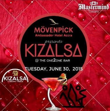 Kizalsa @ One2One Bar - Movenpick Accra