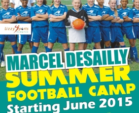 Marcel Desailly Summer Football Camp (till Aug. 28)