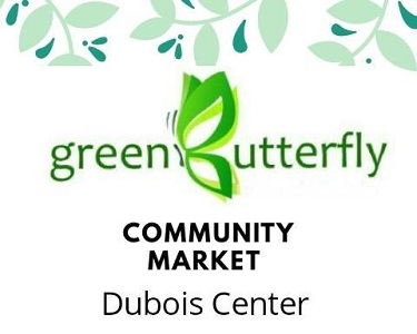 Green Butterfly Community Market - CANCELLED - BUY ONLINE