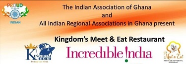 Kingdom's Meet And Eat - Incredible India