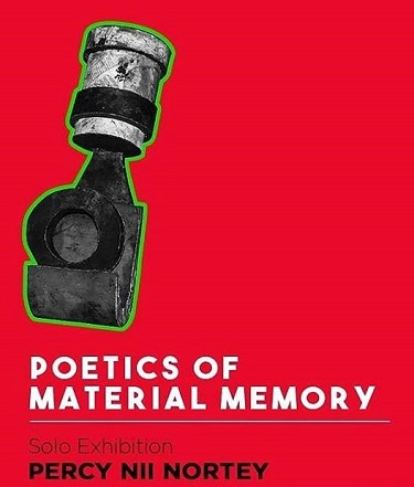Poetics of Material Memory exhibition (ONGOING till April 26)