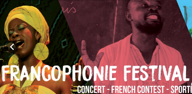 Francophonie Festival 2018 (till March 24)