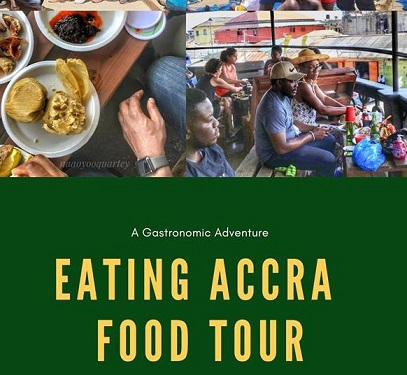 Eating Accra Food Tour